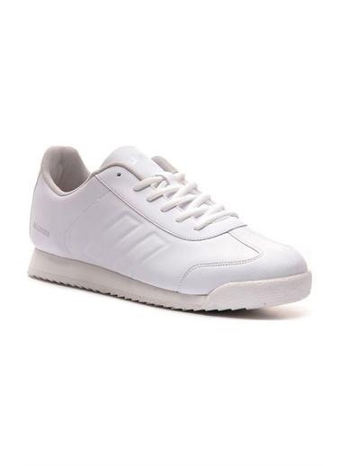 Bulldozer 211443 Erkek Spor Ayakkabı Beyaz